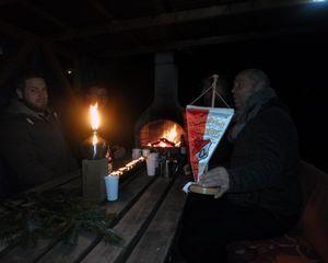 Weihnachtsfeier mit Schrottwichteln 2018
