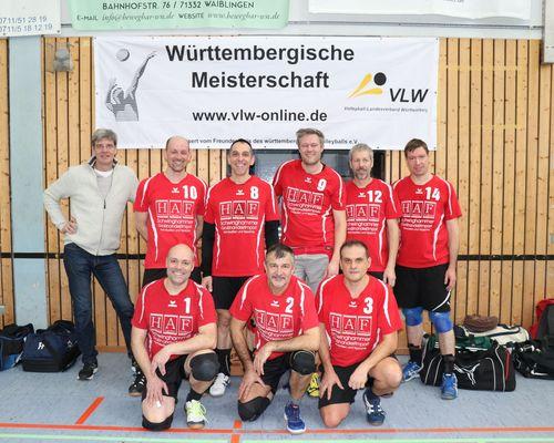 Württembergisce Meisterschaft der Senioren Ü41