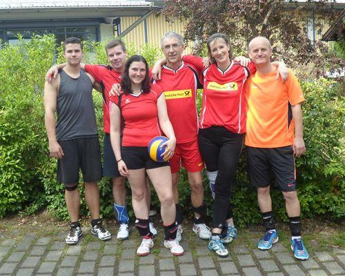 1. Pflugfelder Volleyballturnier