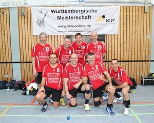Württembergische Meisterschaft 2017/2018 Senioren Ü41