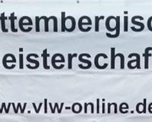 Württembergische Meisterschaft 2019/2020 Senioren Ü41