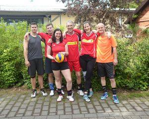 1.Pflugfelder Volleyballturnier