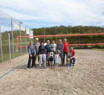 Beach Putzede und Saisoneröffnung 2017